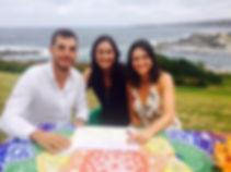 Clovelly Beach Wedding