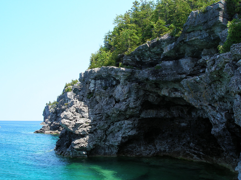 Bruce Peninsula, Georgian Bay