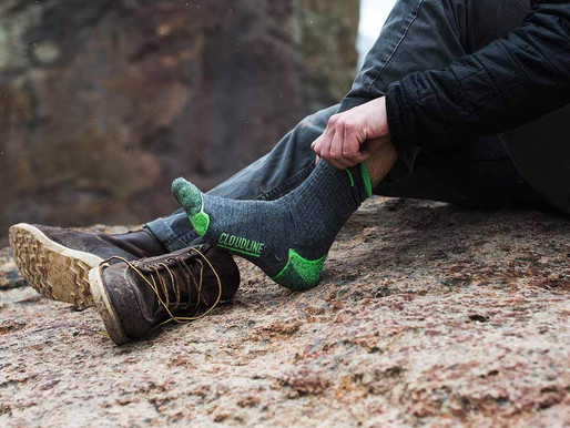 Winter Hiking Tips 2 - Its All About the Feet