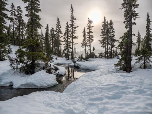 Winter Hiking Tips 4 - Top Ten Tips