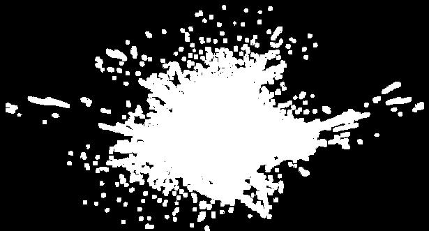 white paint splatter .png