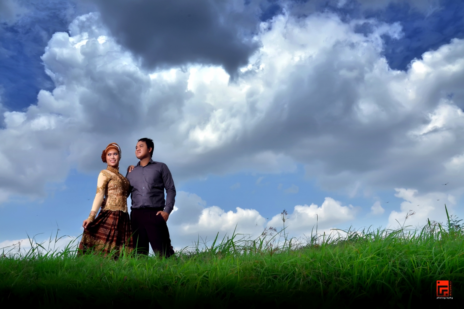 Prewedding Outdoor cloudy #10