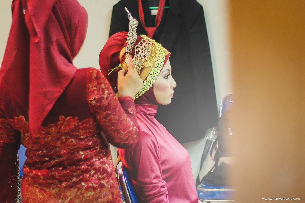 Candid Make up