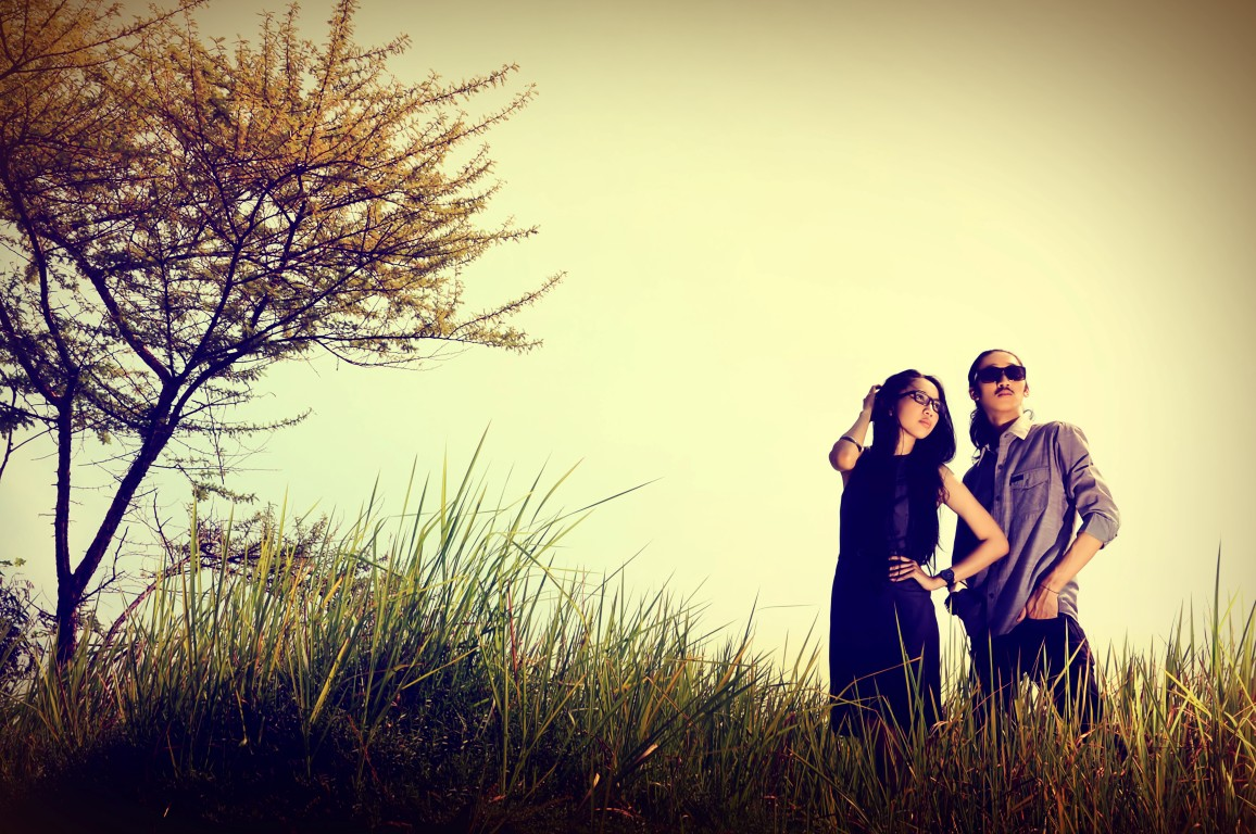 Prewedding Casual sunrise #01