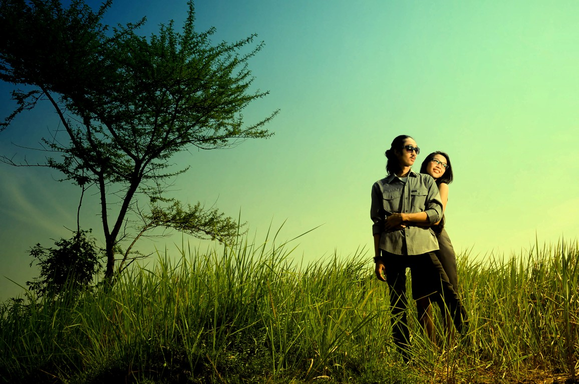 Prewedding Casual sunrise #02