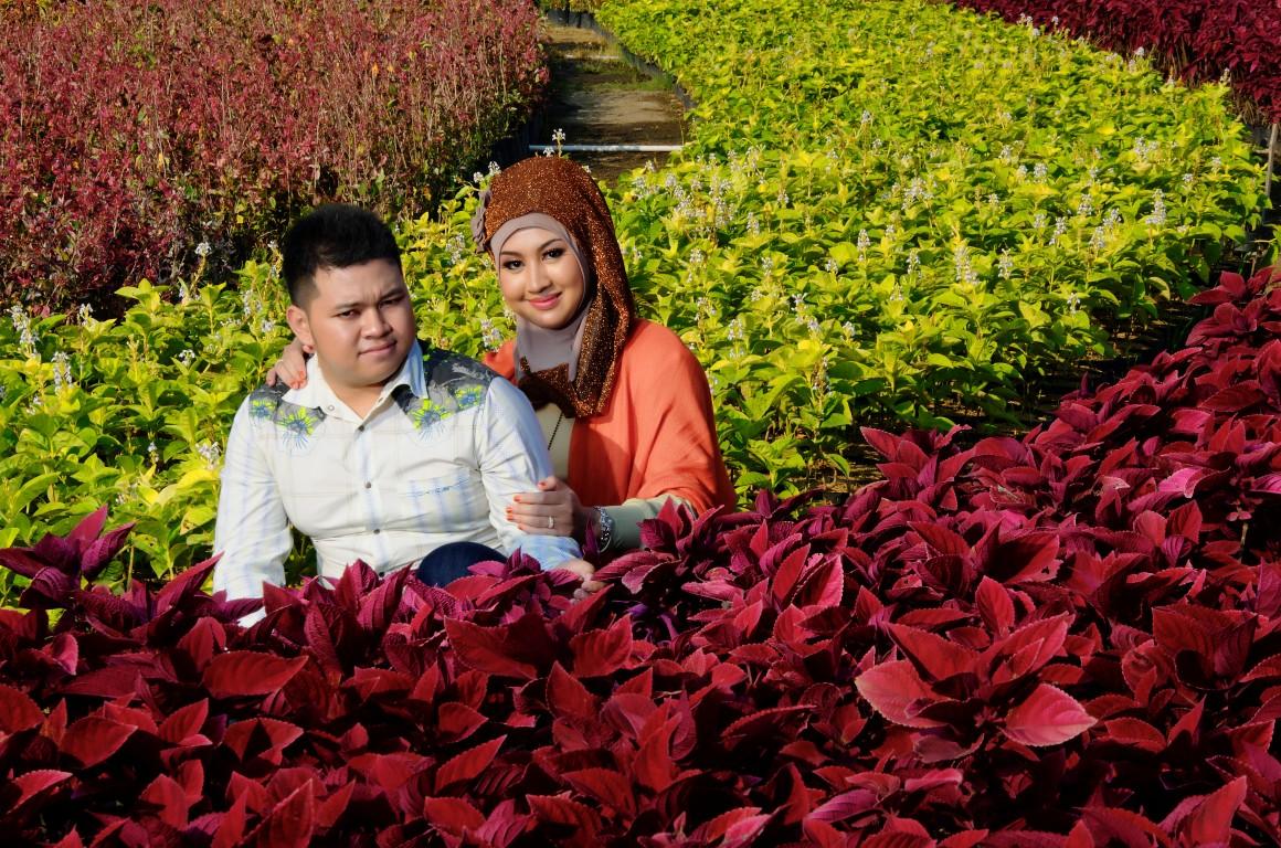 Prewedding Kebun Bunga Pacet #20