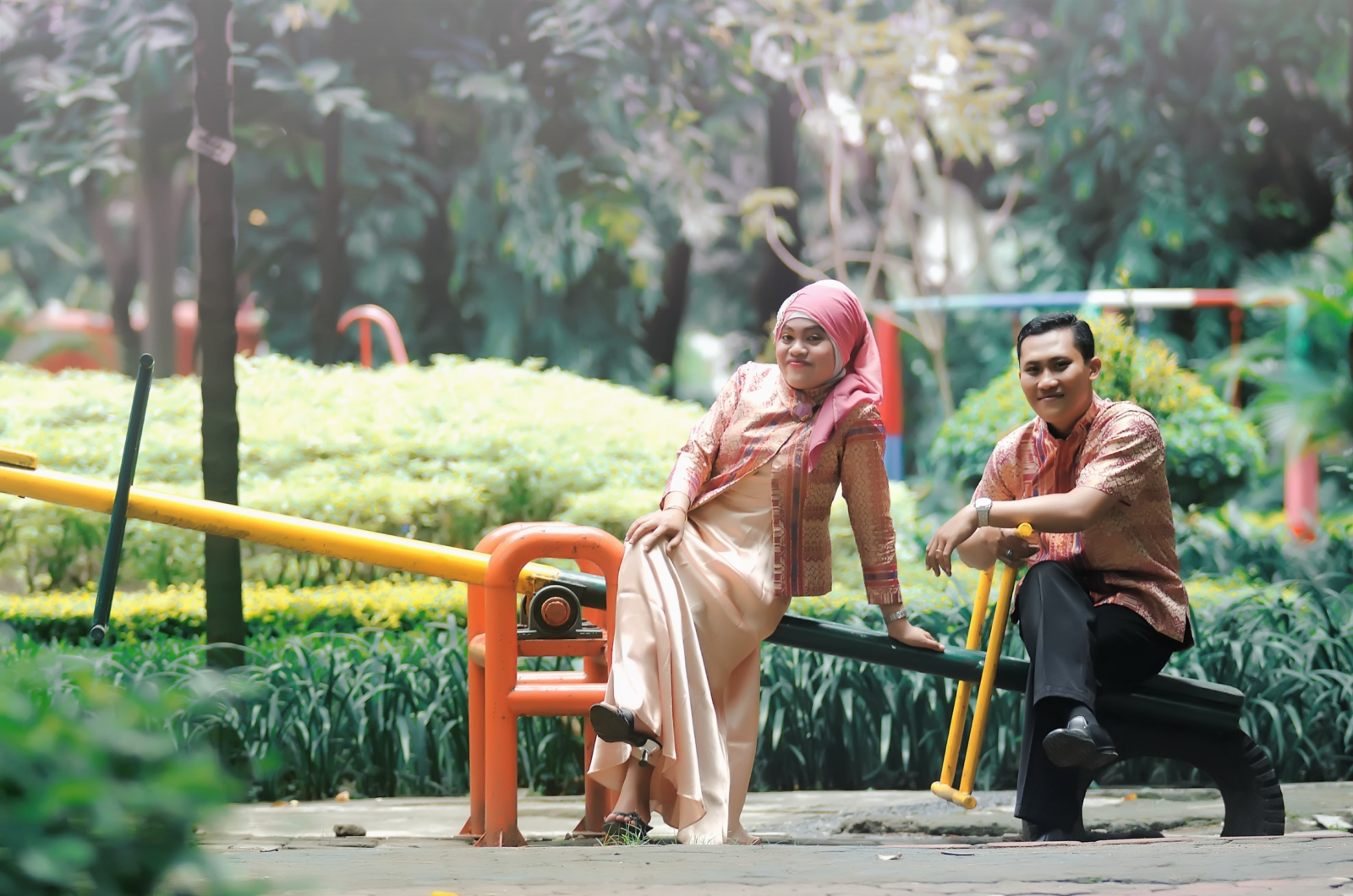 Prewedding Kebun bibit #11