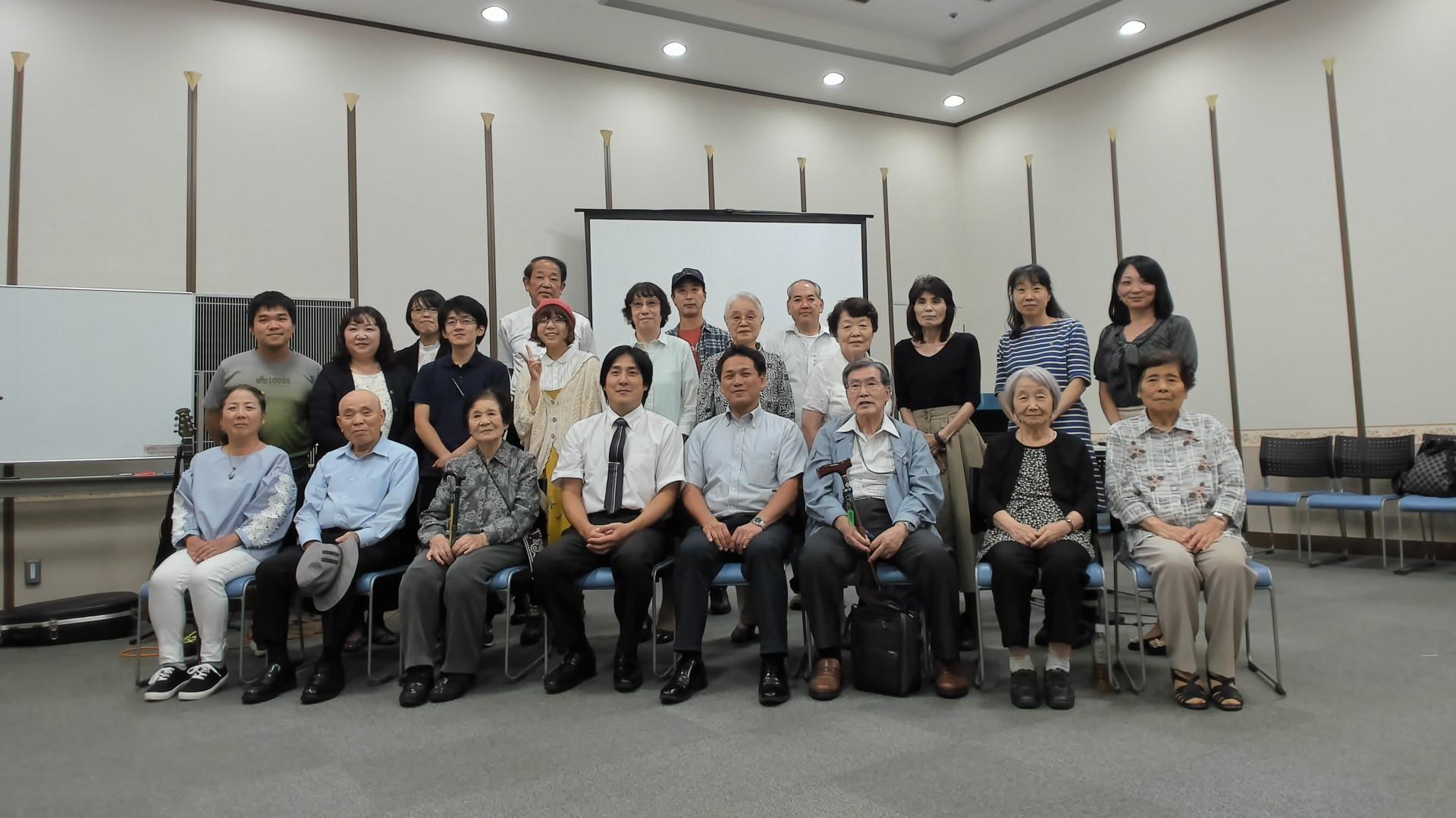 鳴尾・三田合同礼拝2018