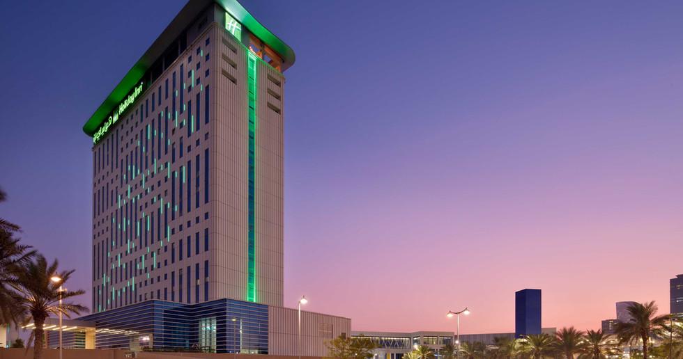 Holiday Inn Dubai Festival_Hotel Exterio