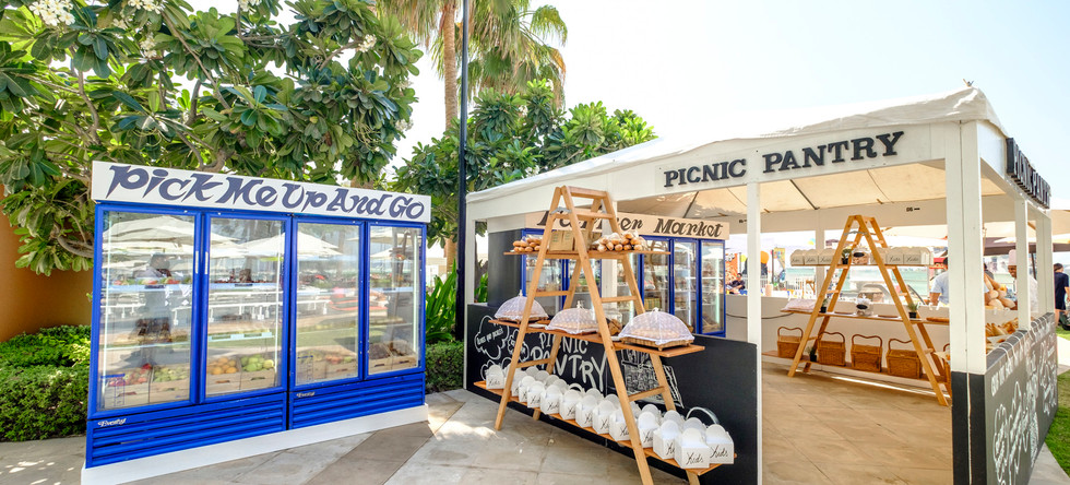 The Picnic Pantry BBQ one of a kind pant