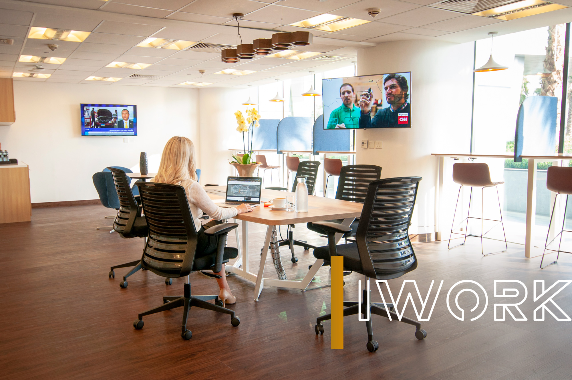 IWORK at InterContinental Residence Suites