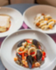 Pasta Night at MezzaLuna at InterContinental Residence Suites | Italian Cuisine Dubai