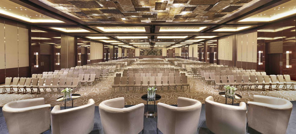 THE EVENT CENTRE AT INTERCONTINENTAL DUB