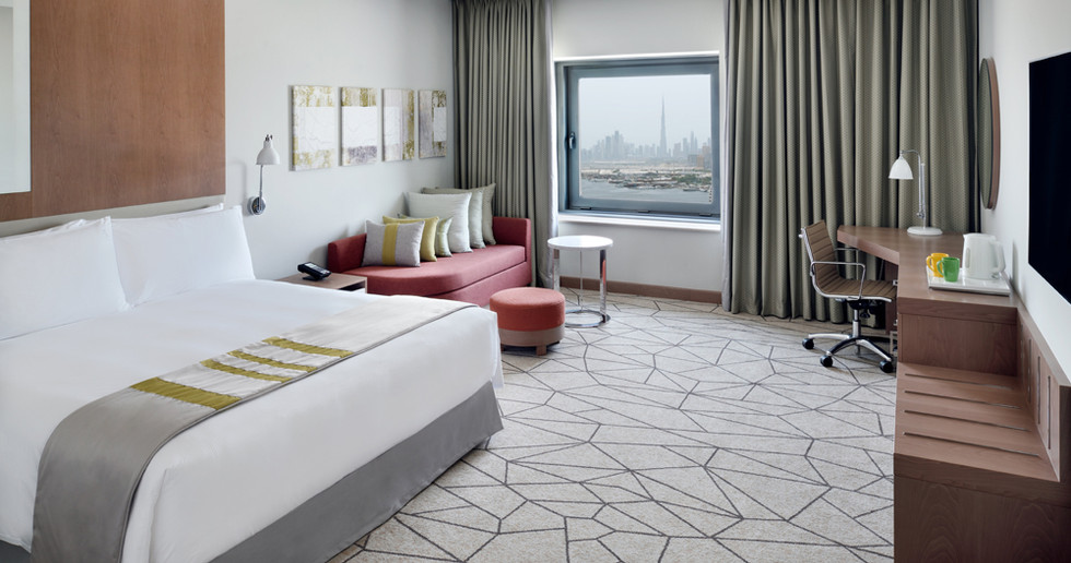 Holiday Inn Dubai Festival City - Preimu