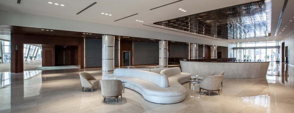 Lobby Area | The Event Centre