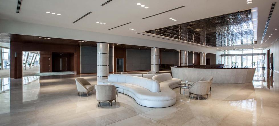 Lobby Area   The Event Centre