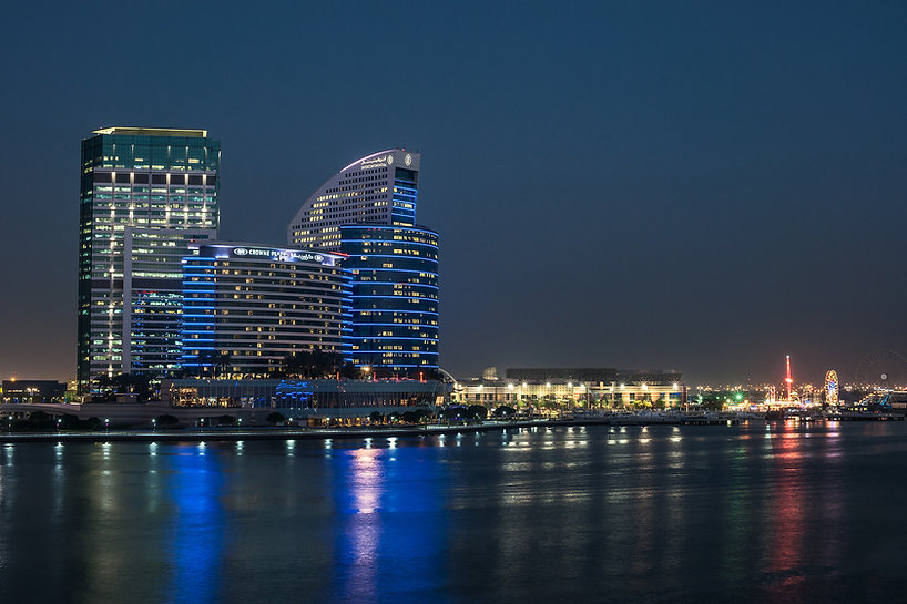InterContinental Dubai Festival City - E