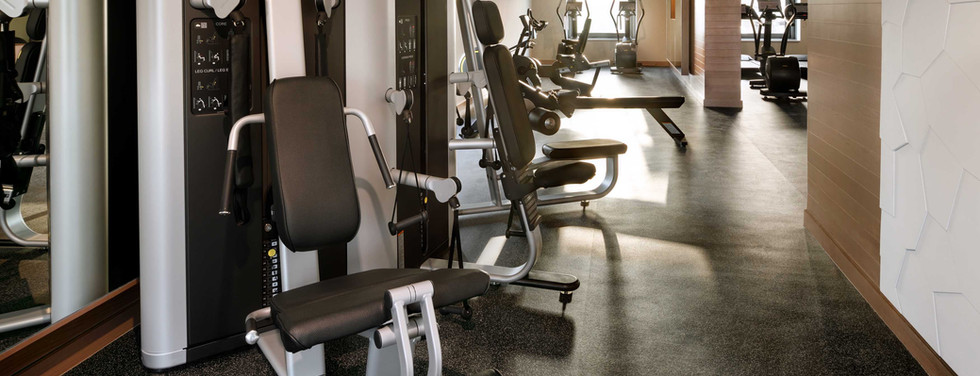 Holiday Inn Gym