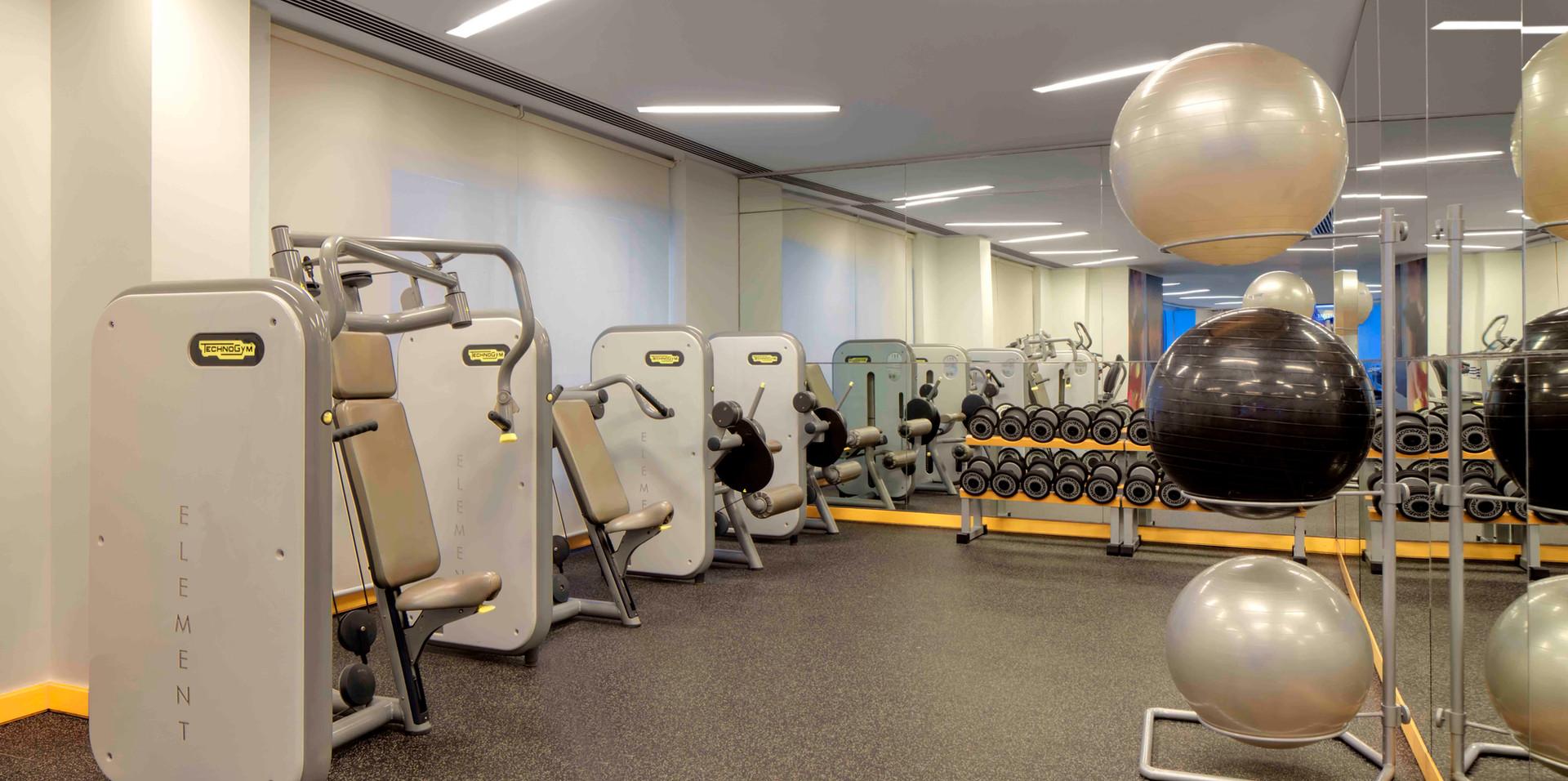Crowne Plaza Gym