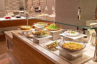 Iftar at Sirocco, Holiday Inn Dubai Fest