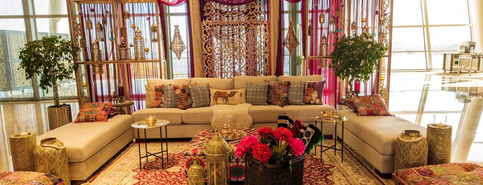 Al Majlis at Al Ras lobby | The Event Centre