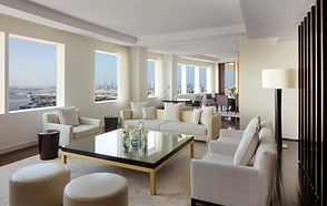 InterContinental DFC Presidential Suite.