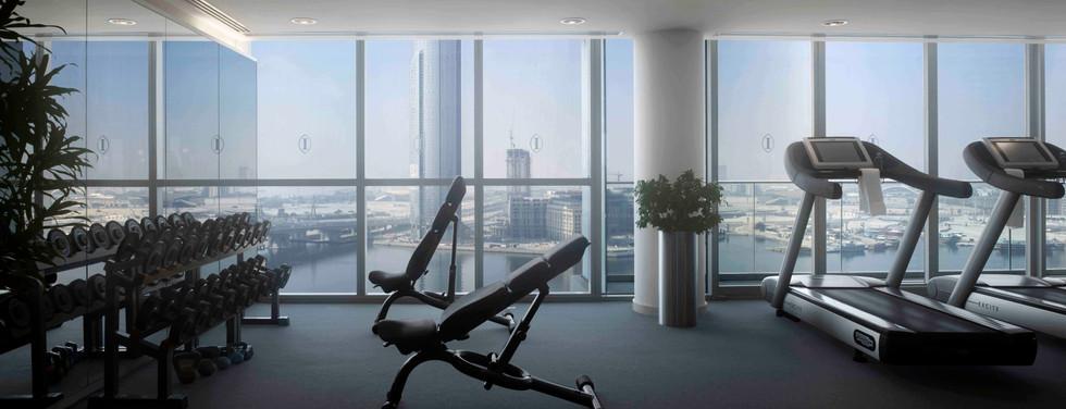 InterContinental Residence Gym