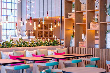 ZESTE CAFE HOLIDAY INN DUBAI FESTIVAL CI