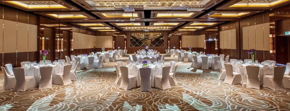 Al Baraha    The Event Centre