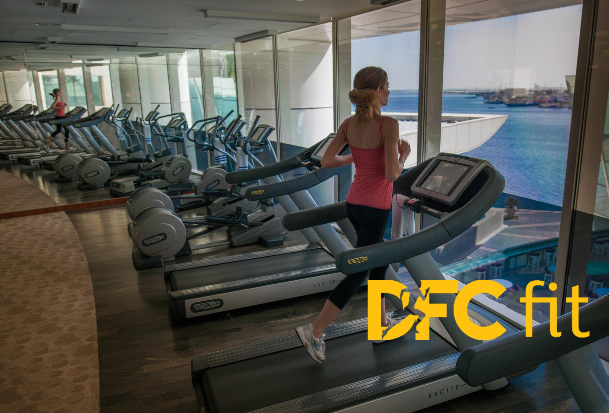 DFC Fit at Dubai Festival City