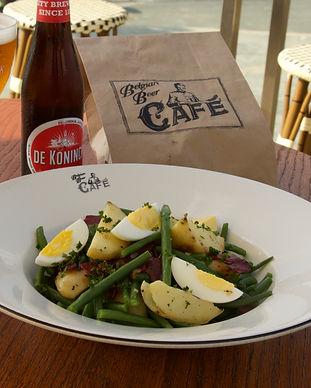 Belgian Beer Café Salad