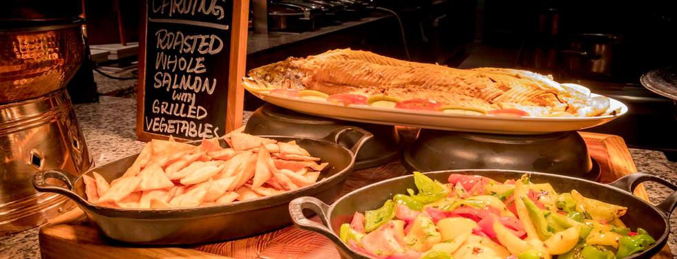 Anise Restaurant at InterContinental Dubai Festival City