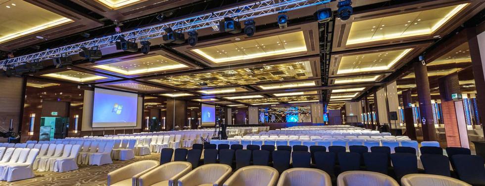 Al Ras Ballroom Al Ras Ballroom  | The Event Centre