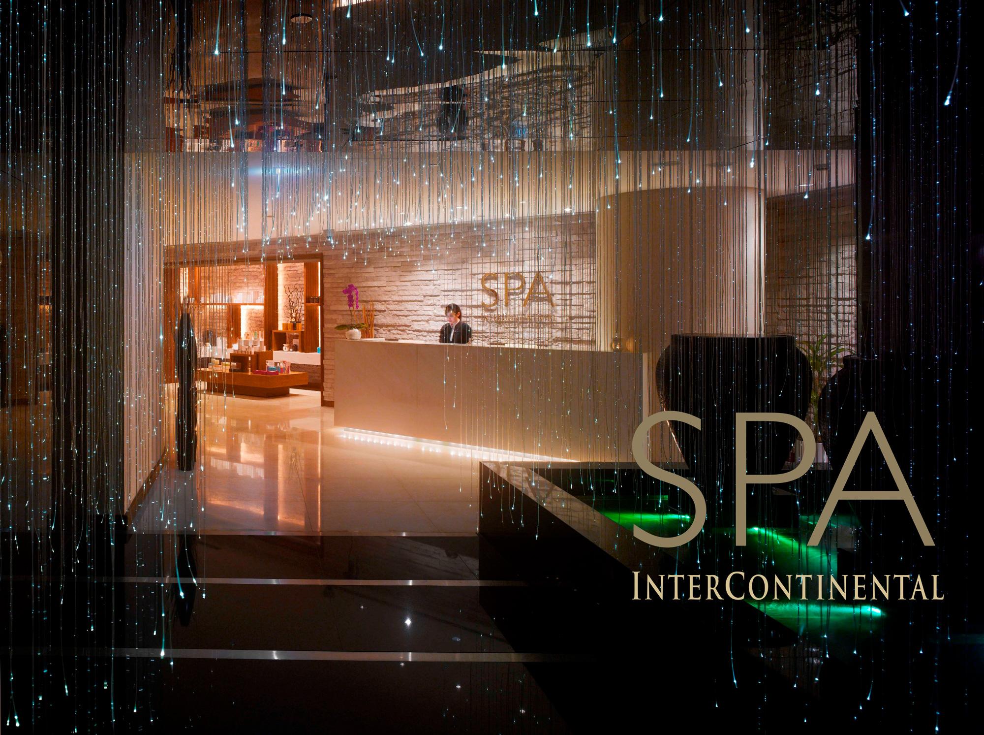 SPA InterContinental Dubai Festival City