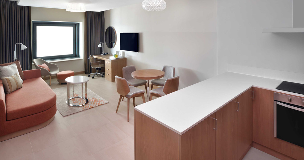 Holiday Inn Dubai Festival_Two Bedroom L