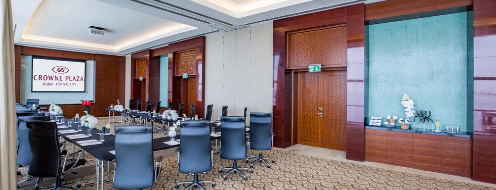 Al Amwaj Al Ras Ballroom  | The Event Centre