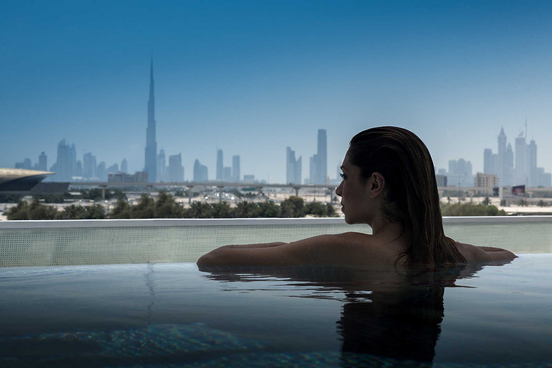 InterContinental Dubai Festival city14.j