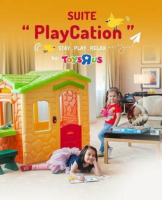 Suite Family Playcation