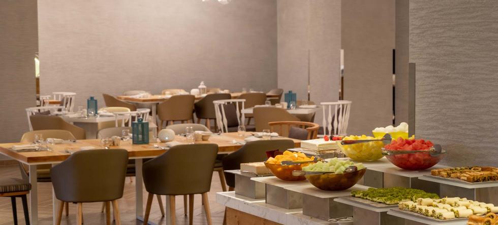 Sirocco, Holiday Inn Dubai Festival City