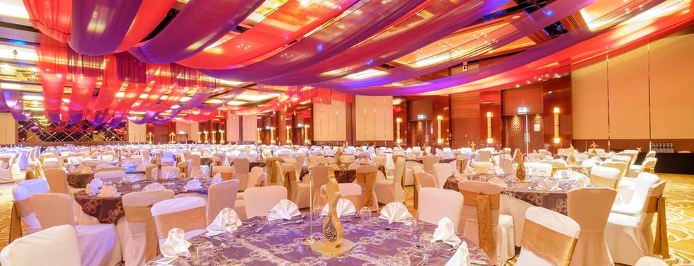 Al Ras Ballroom    The Event Centre