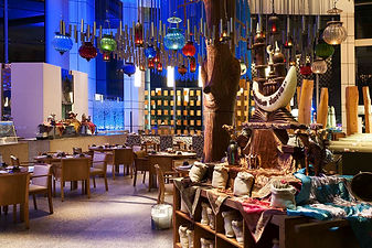 Anise Iftar at InterContinental Dubai Fe