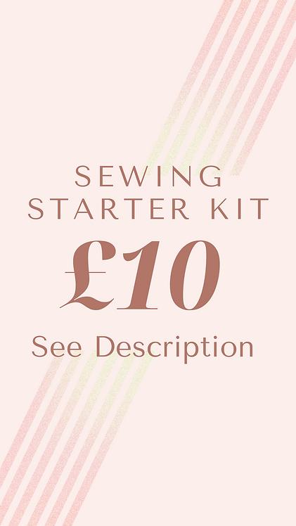Sewing Starter Kit