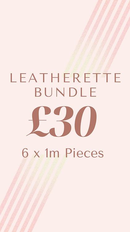 Leatherette Bundle