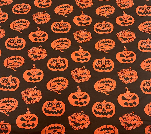 Polyelastane Jersey Halloween