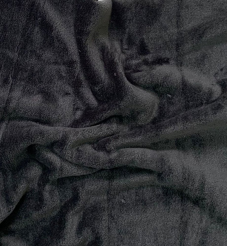 Black Snuggle Fleece