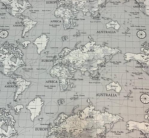 Cotton grey maps