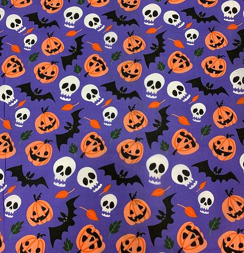 Polycotton  Pumpkin