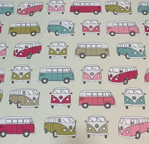 Cotton campervan