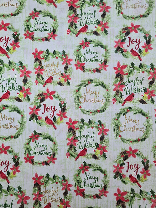 Christmas Cotton