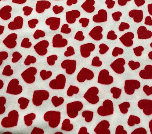 Red Heart Fleece